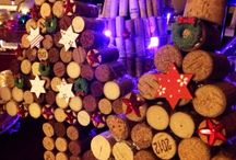 Wine cork trees / Cork Trees
