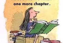 Book: Cartoons, Humor / Cartoons and humor relating to books, reading, etc.