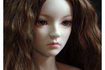 Куклы из пластики с японских сайтов