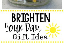 Mason Jar Gift Ideas / Gifts you can put in a mason jar or other like containers