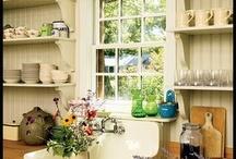 1.Kitchen / by Melanie Looh