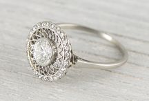 Engagement Rings / by Liz Bloom Levatino