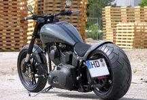 Motos  - Bobber -