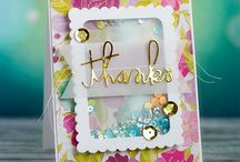 Thanking you card