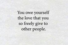 Do for Yourself
