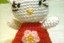 my crochet work