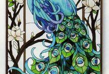 Peacocks / by Cecelia Russell-Jayne