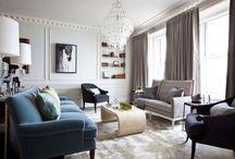 Interior Design Inspiration / by Maria Powers