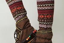 boots / by Tirene Harding-Mitzel