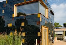 solar power integrated in to architecture