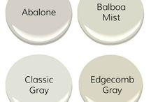 Paint Colours | Home Decorating / Paint colours, Benjamine Moore Paint Colours, Sherwin William Paint Colours, Farmhouse Colours, Joanna Gaines, Fixer Upper, Pink, Grey, Turquoise, Aqua, white
