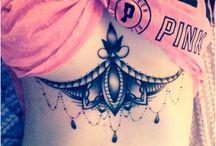 tattoos,piercings