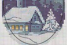 haft święta (x-mas) /  ( święta i haft)
