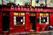 Irish Pubs / by Rita O'Leary