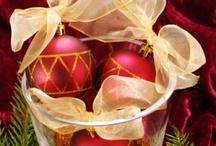 Christmas Decor / by Stephanie Pyles