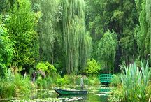 Gorgeous Giverny Style Gardens