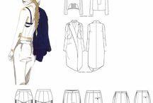 Fashion design techn