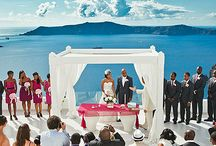 Wedding & Honeymoon / Famous for its prevailing romantic atmosphere, Santorini is ideal for the wedding and honeymoon of your dreams. Hold your wedding with a view to the Caldera or in any of the quaint churches of Megalochori and spend the very first moments of your common life in our private Villa and Mansions! http://goo.gl/PkTD7C