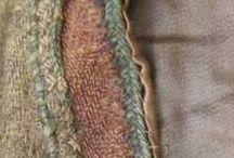 Vikingtid,  tekstiler, fragmenter og kilder