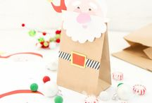 Christmas packaging for kids free printable
