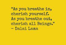 Meditation, Breathing, Positive Thinking