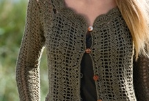 Crochet sacos