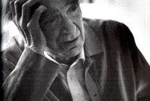 Emil Cioran / ,,Dacă ne-am putea mărgini să privim! Din nenorocire, ne încăpăţânăm să înţelegem.''-Emil Cioran