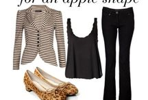 The Style Counsel:  Apple Shape Style / Style Coaching for Memorable Women / by Zoe Fairbrother-Straw