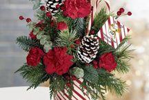 Christmas / Flower arrangements