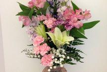 Mother's Day Flowers / Let us  custom design flowers for Mother's Day. Always fresh. Always beautiful. We deliver! Roadrunner Florist Basket Express, Phoenix, AZ