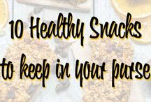 10 Healthy Snacks Everytime for Your Purse