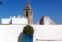 Andalusia, Vejer de la Fronteria / by Hampton Hostess CG3 Interiors-Barbara Page Home