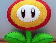 Fire Flower Plush