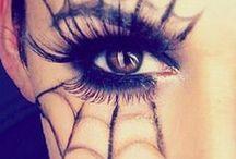 Helloween makeup