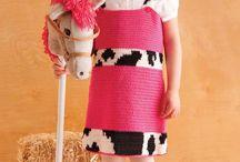 Crochet girl / by Debbie Richardson
