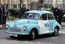 Morris Police Cars