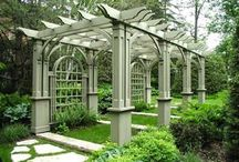wooden pergola ideas