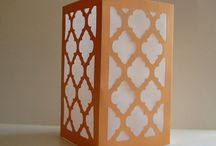 Paper Lanterns / Paper lanterns are great for outdoor weddings but try to elevate your design with different shapes or printed lanterns for a more elegant look.