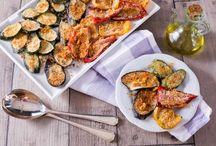 Ricette / Verdure gratinate