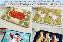 Sewing - Placemats/Mug Rugs/Runners