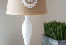 Lamp shades / by Tammy Muchler