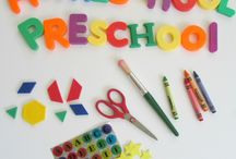 Preschool Home Education / Ideas, activities, games and products for preschool home education & home school.