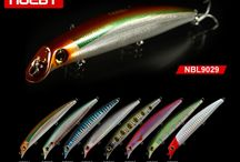 Floating Minnow Lures