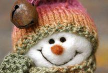 Snowmen / by Anna Pantano