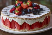 James Martin - cakes / desserts