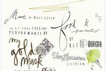 Fonts / Typography