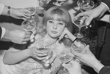 Ladies drinking