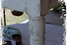 Paint Effects Furniture