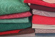 Frise Fabrics / Frise upholstery fabrics add texture.