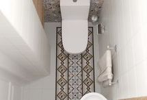 Туалет в подвале